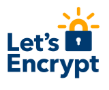 Protected by an SSL Certificate from Let's Encrypt